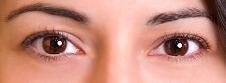 Eyelash Perming result