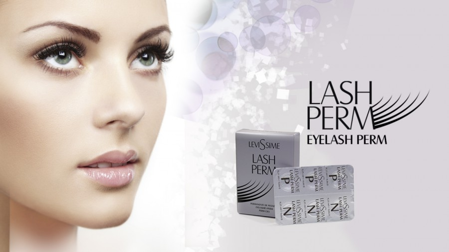 Makki Cosmetics Eyelash Perming Levissime Lash Perm