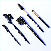 Eye brushes and Combs
