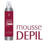 Mousse Depil