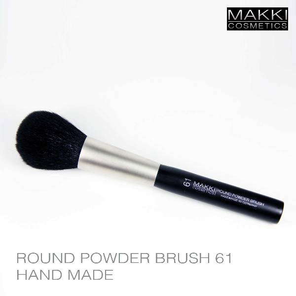 Round Powder Brush 61