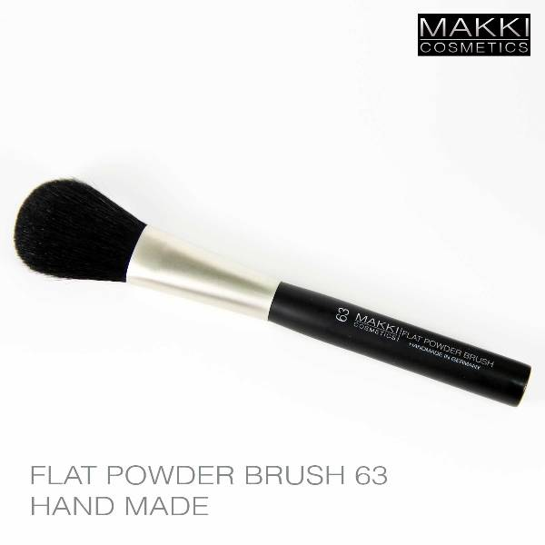 Flat Powder Brush 63