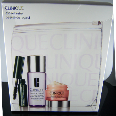 CLINIQUE total moisture beauty set