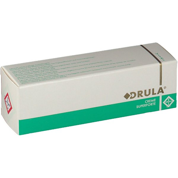 Drula Vital Lightening Cream