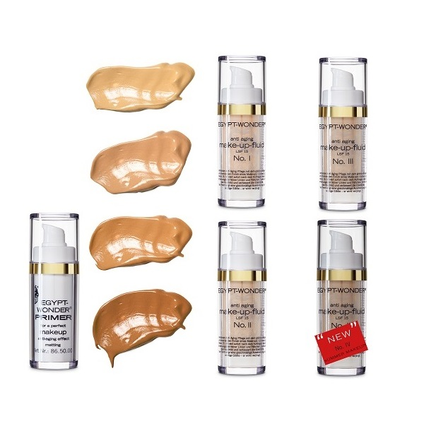 Egypt Wonder Anti Ageing Liquid Makeup