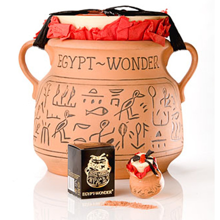 Egypt Wonder Earthpot
