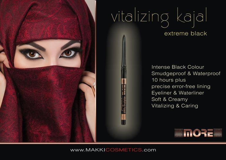 Vitalizing Kajal (Kohl)