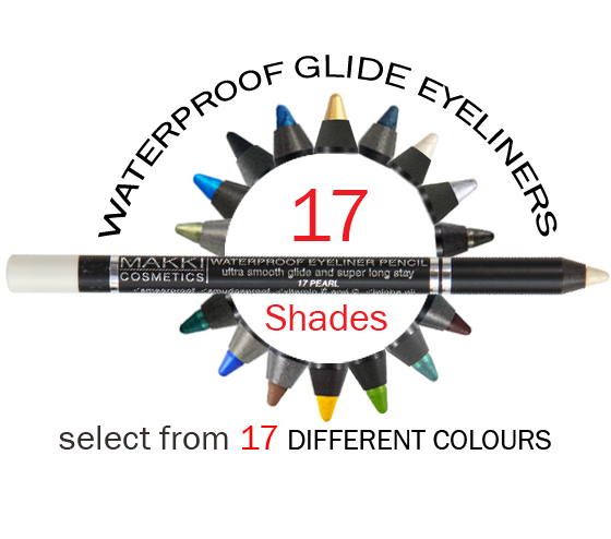 Waterproof Glide Eyeliner Pencil