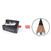 MAKKI Professional POINTED-TIP Cosmetic Sharpener
