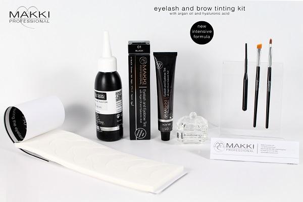 Makki Eyelash Tinting Kit 2%