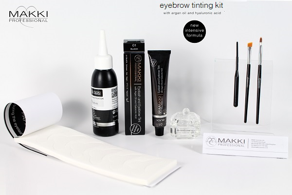 Makki Eyebrow Tinting Kit 3%