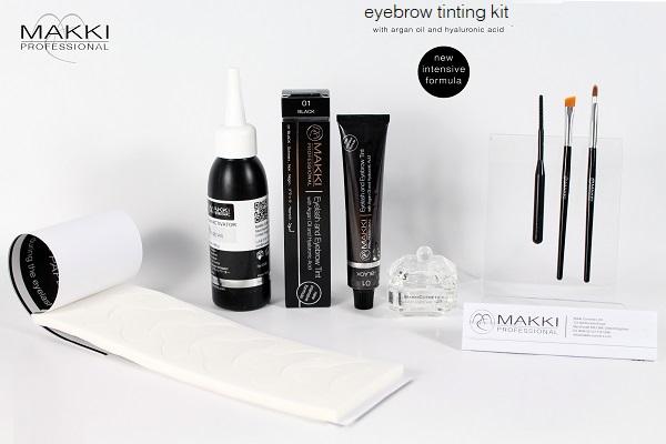 Makki Eyebrow Tinting Kit 3%