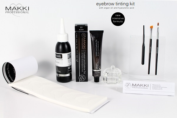 Makki Eyebrow Tinting Kit 6%