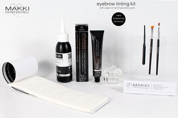 Makki Eyebrow Tinting Kit 6%