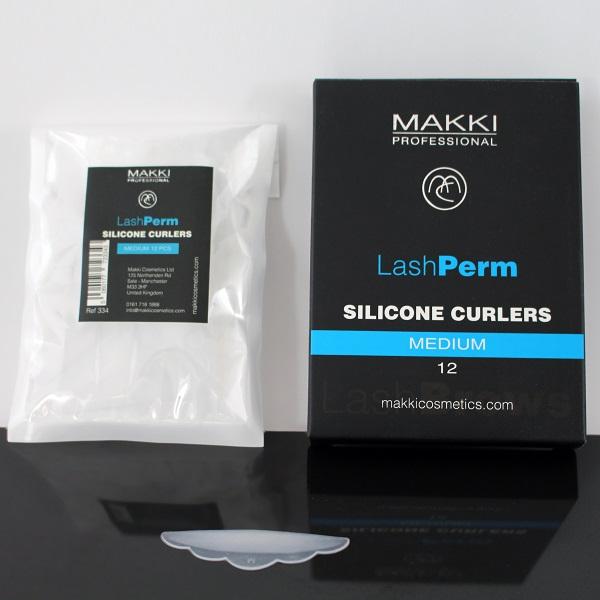 Makki Lash Lift / Perm Silicone Curlers