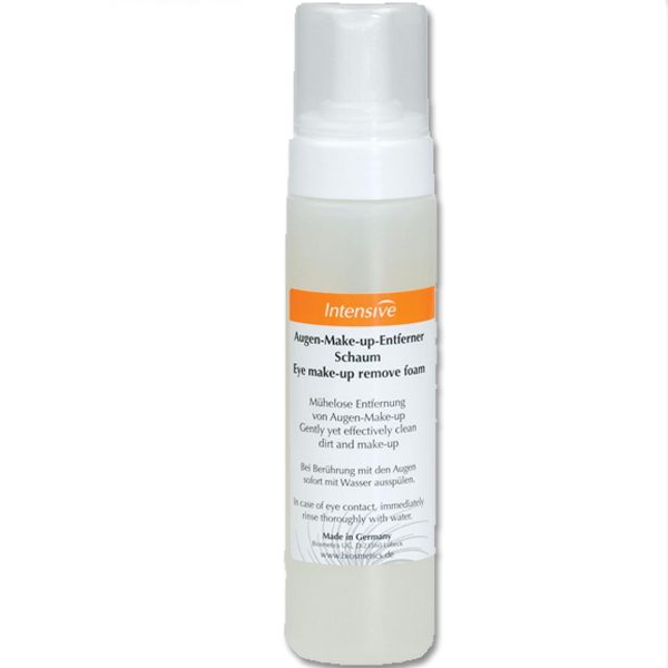 Intensive Eye Makeup Remover Foam