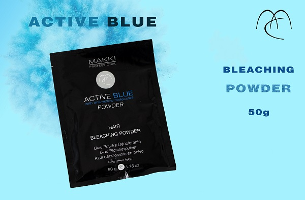 Active Blue Bleach Powder