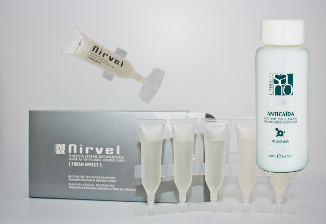 Anti Hair Loss Shock Treatment Set