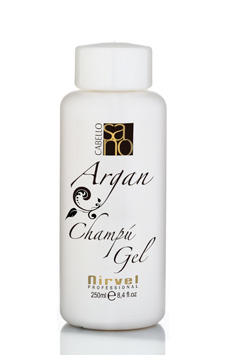 Argan Shampoo Gel