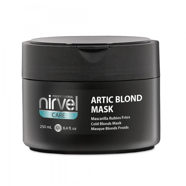 actic blond hair mask - Color Out Nirvel
