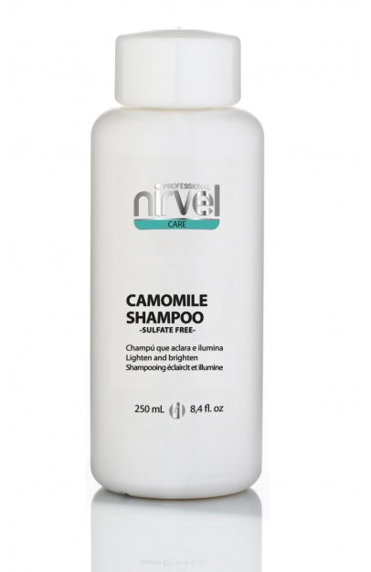 Camomile Shampoo for Natural Blonds