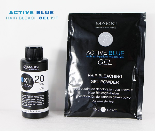 Blue Gel Bleach Kit 20