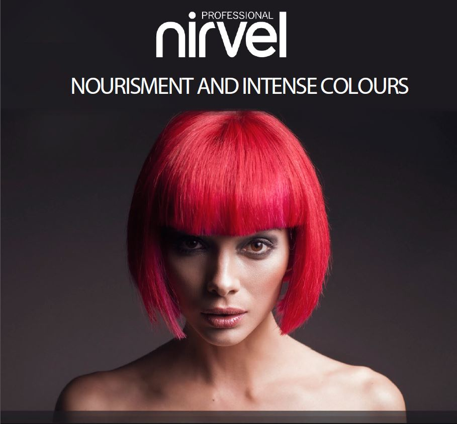 nutre hair colouring mask - Color Out Nirvel