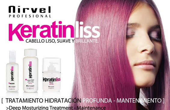 Keratinliss Deep Moisturising Kit