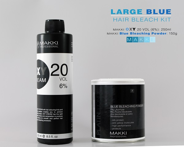 Large Hair Bleach Kit 20