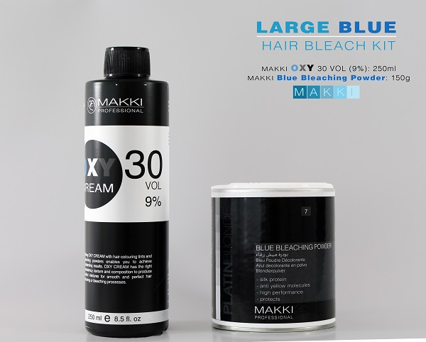 Large Hair Bleach Kit 30