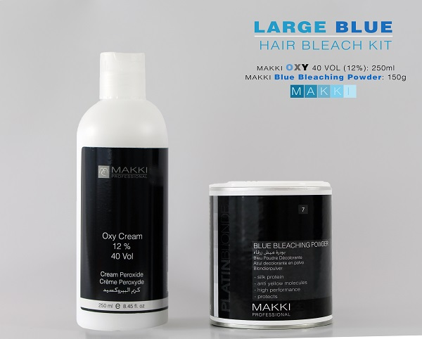Large Hair Bleach Kit 10