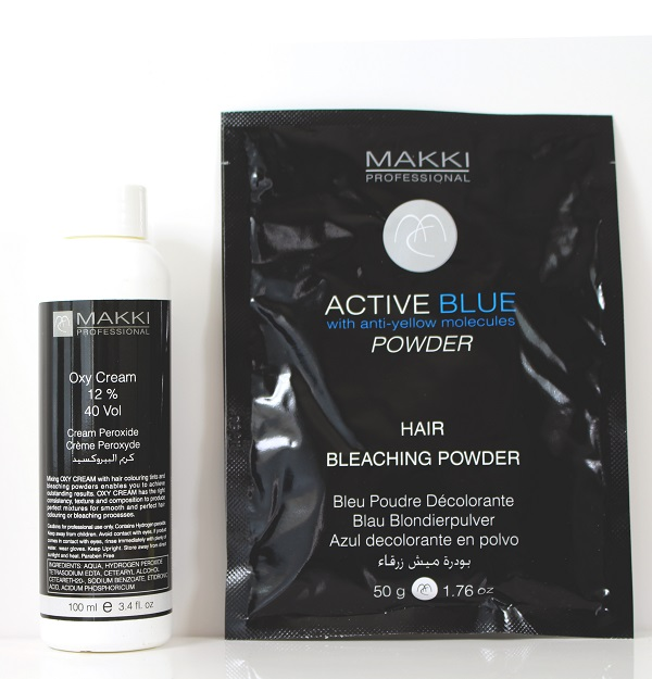 Hair Bleach Kit 40