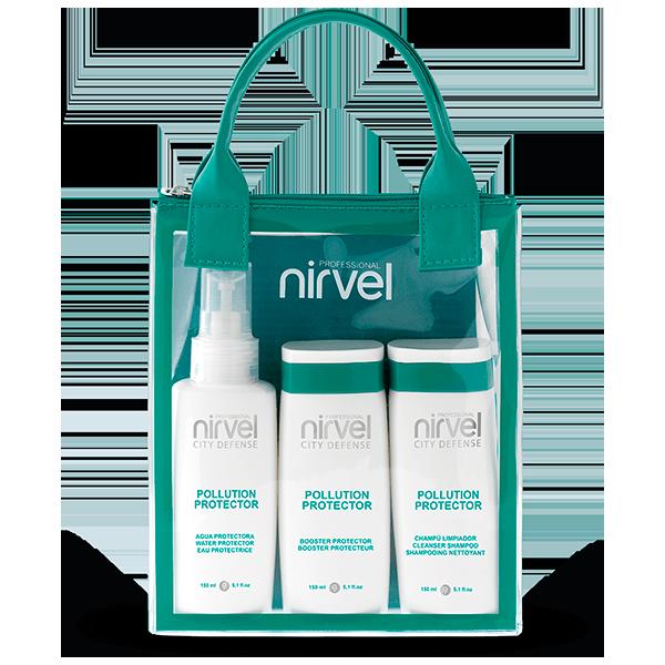 Hair Pollution Protection Kit