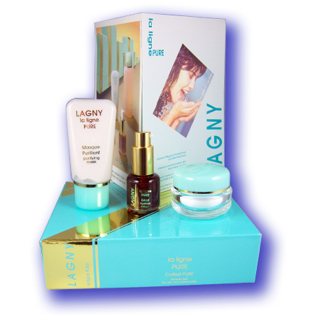 COFFRET PURE / BEAUTY SET FOR OILY AND MIXED SKIN, ACNE AND PROBLEM SKIN