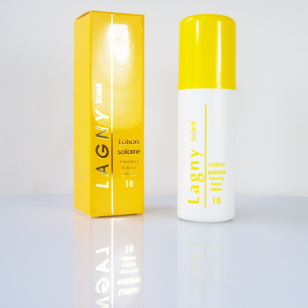 Oil Free Tanning Lotion Factor 18