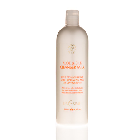 Aloe & Silk Cleansing Milk