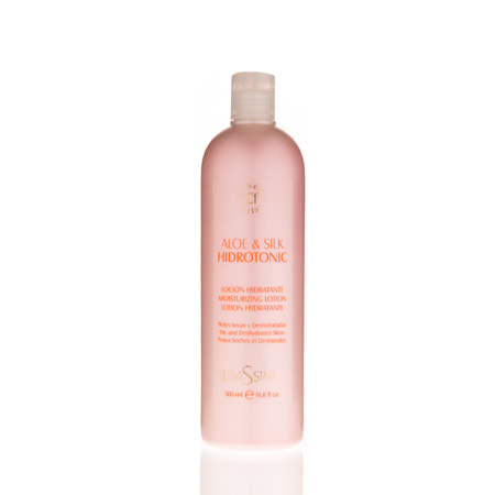 Aloe & Silk Moisturising Tonic Lotion