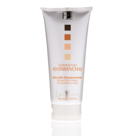 Depigmentation Mask