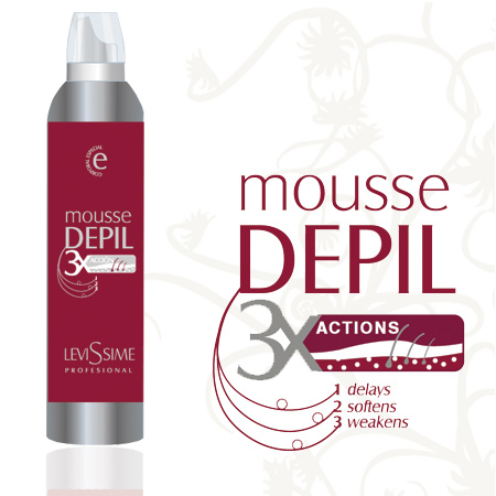 Mousse Depil Hair Growth Inhibitor