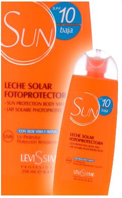 Sun Protection Milk for Body SPF 10