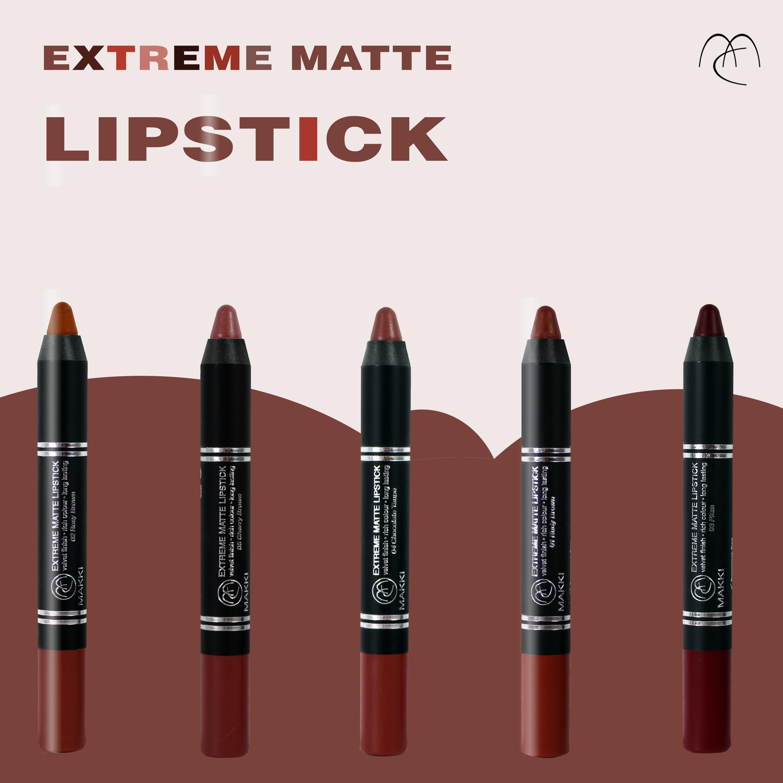 Extreme Matte Lipstic