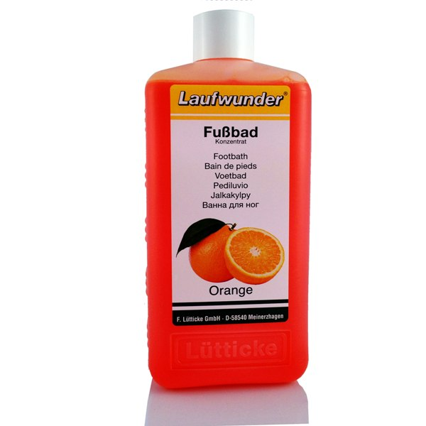 Foot Bath Lotion with Orange
