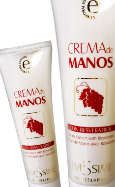 Hand Cream with Resveratol