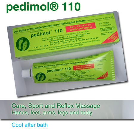 Pedimol® 110 Care and Massage Cream