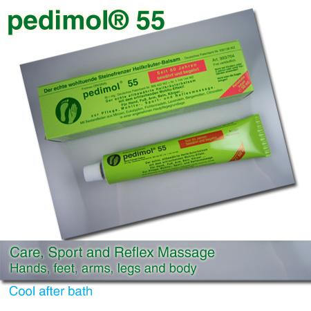 Pedimol® 55 Care and Massage Cream