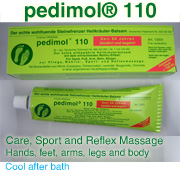 Pedimol� 110 Care and Massage Cream