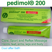 Pedimol� 200 Care and Massage Cream