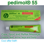 Pedimol� 55 Care and Massage Cream