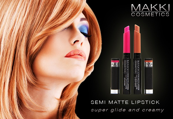 New products Makki Cosmetics