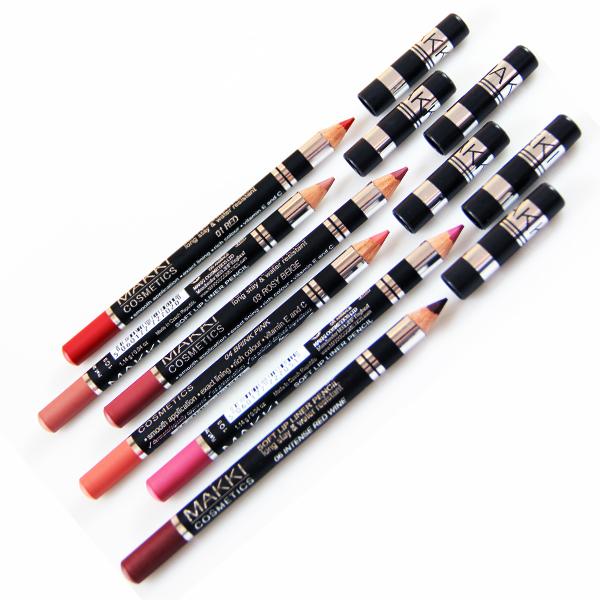 New products Makki Cosmetics
